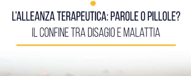 44° Congresso della Società Italiana di Psicoterapia Medica L'alleanza terapeutica: parole o pillole? Il confine tra disagio e malattia. Torino 7-9 giugno 2019